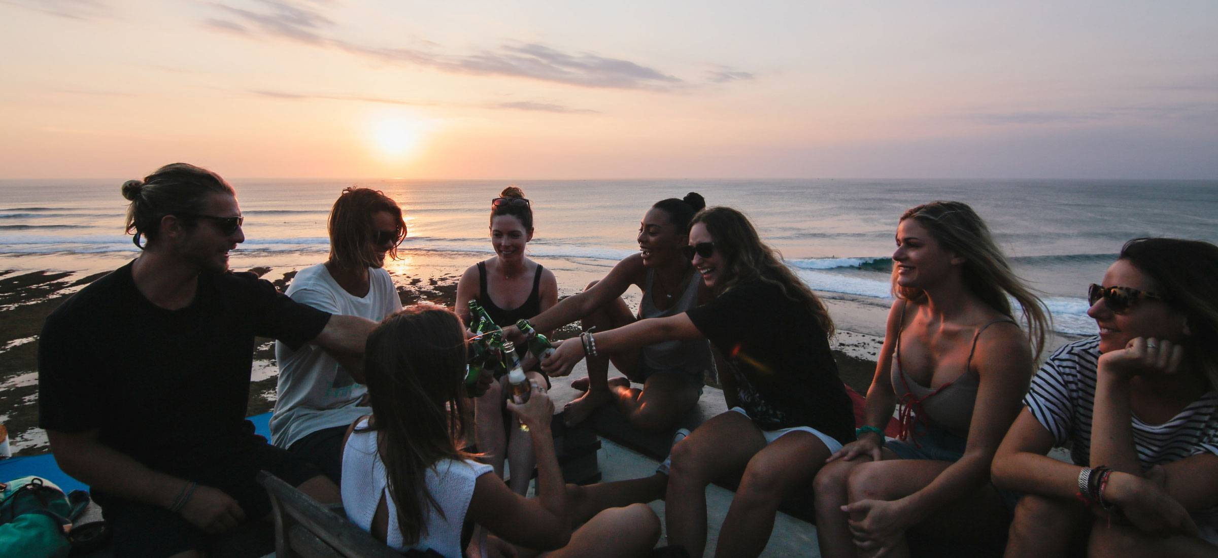 Bali surf group travel experience